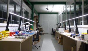 Laboratorio de electrónica Proemisa